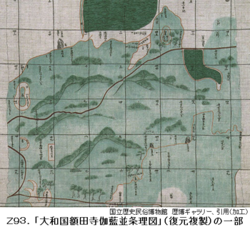 Z93.額田寺伽藍並条里図.png